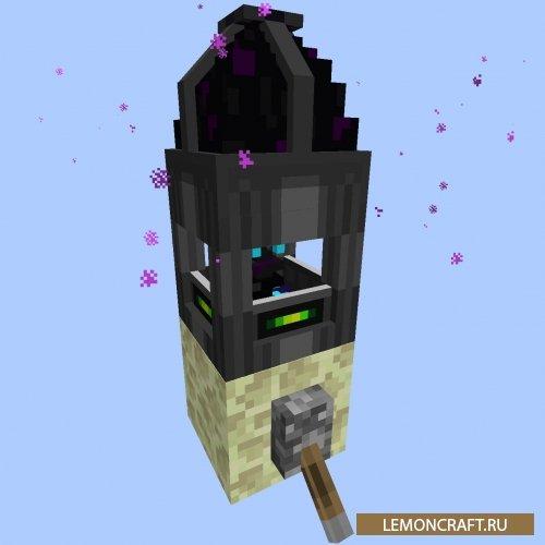 Мод на Эндер-Яйцо Dragon Egg Replicator [1.9]