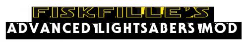 Мод на световые мечи FiskFille's Advanced Lightsabers [1.7.10]