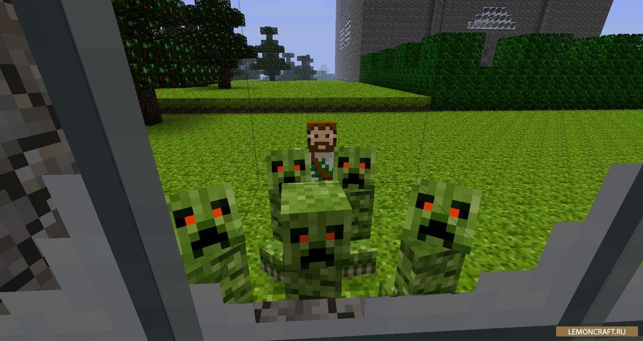 Сервера Minecraft Мастера Строители