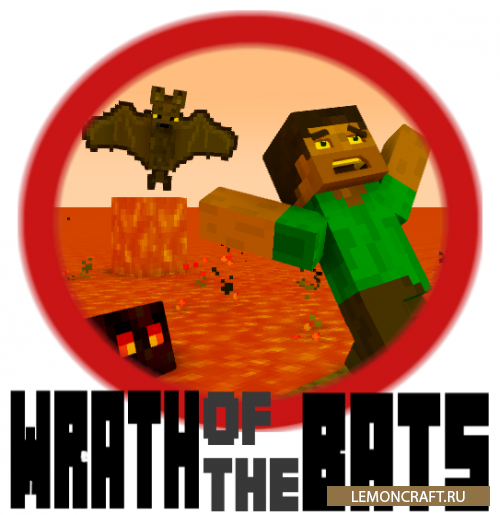 ПвП карта Wrath of the Bats [1.10.2]