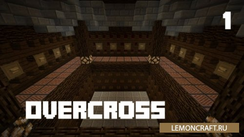 Карта на мини-игру OverCross [1.10.2]
