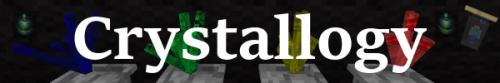 Мод на кристаллы Crystallogy [1.10.2] [1.9.4]