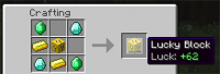 Мод на блок удачи Lucky Block [1.12.2] [1.11.2] [1.10.2] [1.7.10]