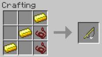 Мод на рыбалку в лаве Combustive Fishing [1.12.2]