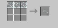 Мод на горизонтальные панели Horizontal Glass Panes [1.12.2] [1.11.2] [1.8.9] [1.7.10]