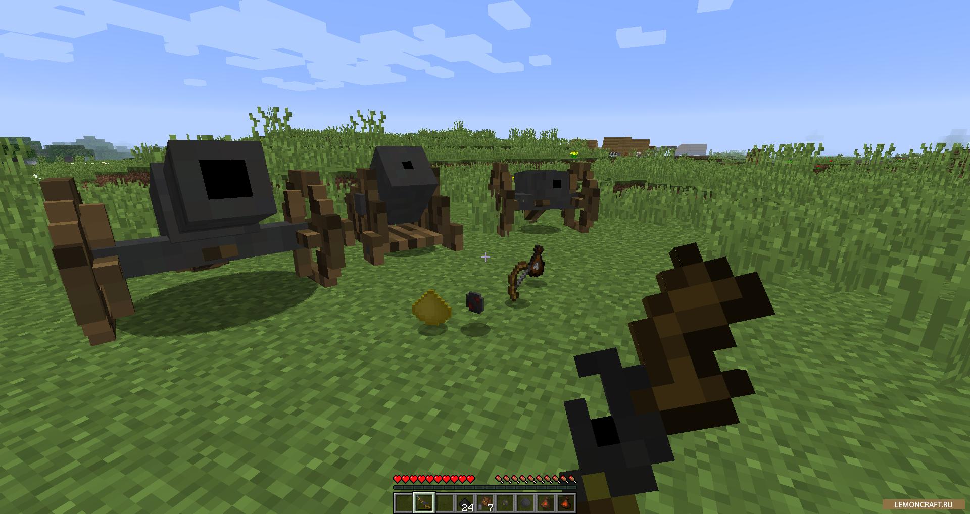 download minecraft мод на майнкрафт 1.8.9 фордж #4