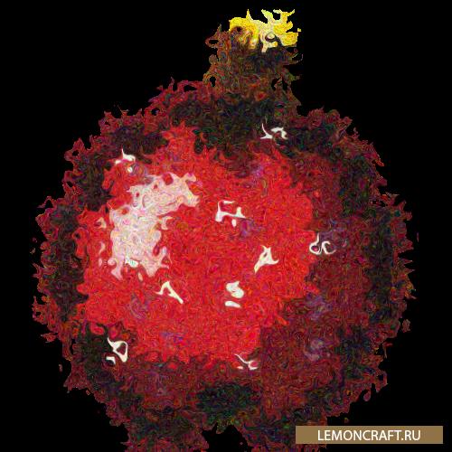 Мод на бесконечное яблоко с эффектами Endless apple [1.9]