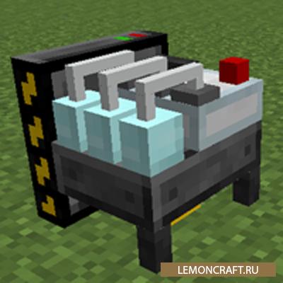 Мод на химию Rockhounding Mod: Chemistry [1.10.2]
