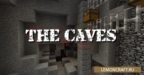 Карта на прохождения Beetwen Caves [1.10.2]