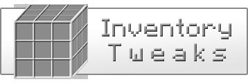 Мод на порядок в инвентаре Inventory Tweaks [1.10.2] [1.9.4] [1.7.10]