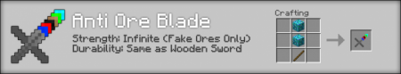 Мод добавляющий живые руды Fake Ores 2 [1.13.2] [1.12.1] [1.9.4] [1.8.9]