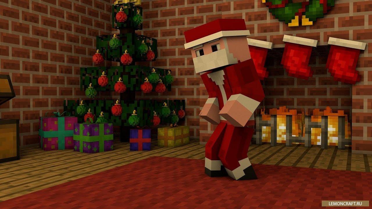 Мод на рождество Noel [1.12.2] [1.10.2]