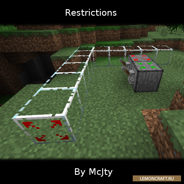 Мод на управления мобами Restrictions [1.16.2] [1.15.2] [1.14.4] [1.12.2]