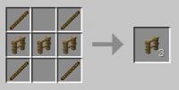 Мод на блоки для забора Fence Overhaul [1.12.2] [1.10.2] [1.9.4]