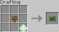 Мод на зеленый порох Floocraft [1.16.5] [1.15.2] [1.12.2] [1.7.10]