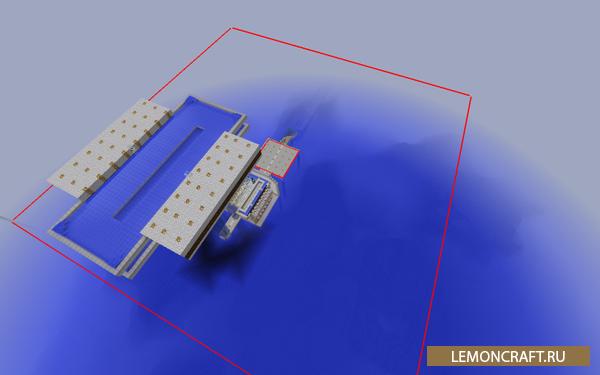 Мод на выделение территорий Bounding Box Outline Reloaded [1.14] [1.13.2] [1.12.2] [1.10.2]