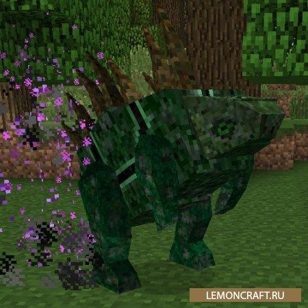 Мод на монстров из игры DOOM Lycanite's Mobs [1.12.2] [1.11.2] [1.10.2] [1.7.10]
