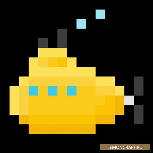 Мод на работу под водой Deep Sea Expansion [1.12.2] [1.7.10]