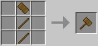 Мод на новый молот Sparks Hammers [1.12.2] [1.11.2] [1.10.2] [1.7.10]