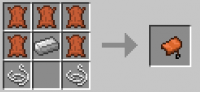 Мод на седла и броню для лошадей Craftable Saddles [1.15.2] [1.14.4] [1.12.2] [1.7.10]