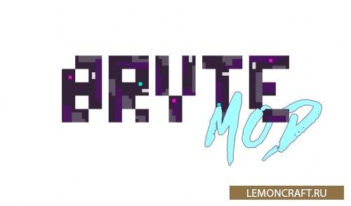 Мод на новые биомы Bryte [1.12.2]