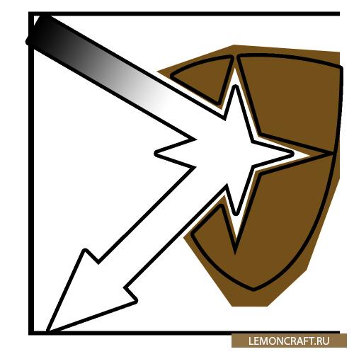 Мод на отражающий щит Shield Parry [1.12.2]