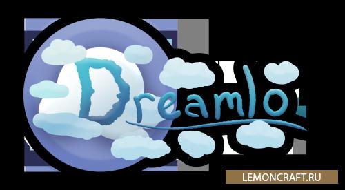 Мод на генерацию новых миров Dreamlo Skylands [1.12.2]