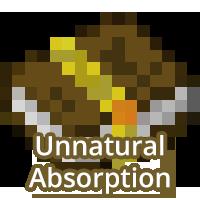 Мод на супер щит Unnatural Absorption [1.12.2]