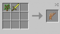 Мод на штурмовые крюки Hooked [1.12.2]
