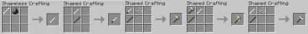 Мод на новое оружие и предметы Survival Additions [1.12.2]
