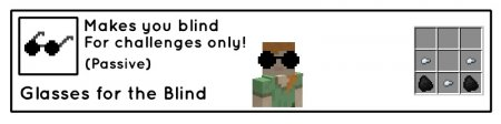 Мод на очки и маски Useful Glasses [1.12.2]