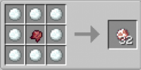 Мод на боевые снежки More Snowballs [1.12.2]