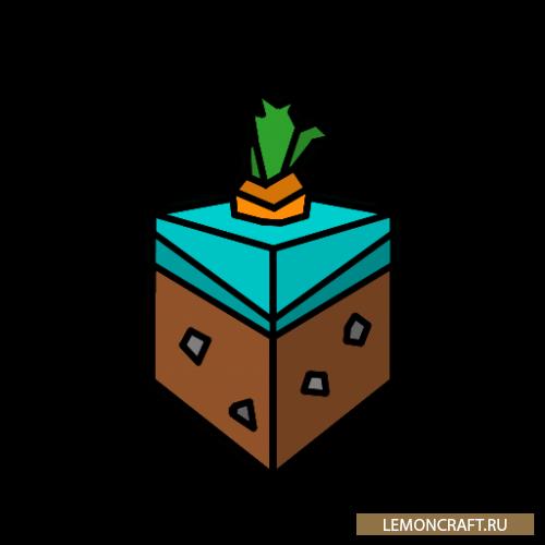 Мод на новые виды почвы Improved Soil [1.12.2]