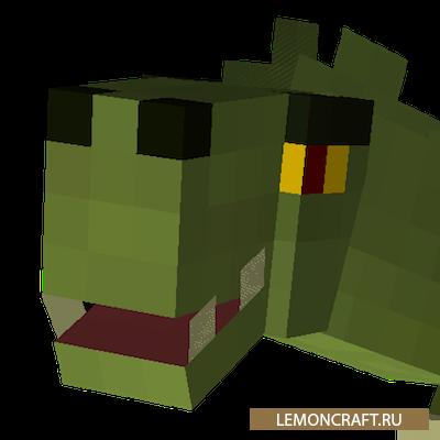 Мод на ящерицу Lizard Doggo [1.12.2]