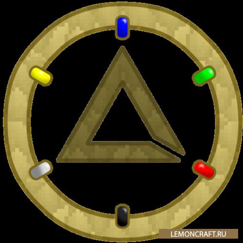 Мод на древний мир AzTech [1.12.2]