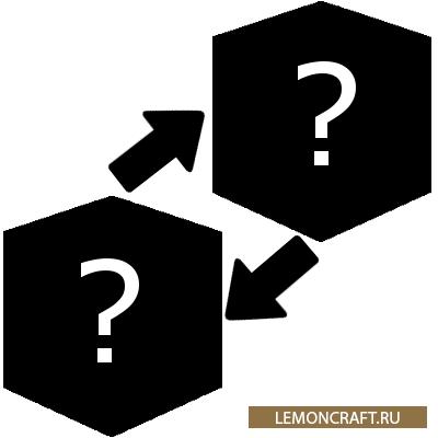 Мод на замену блоков WorldGen Block Replacer [1.13.2] [1.12.2]