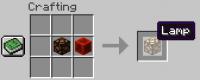 Мод на редстоун лампу Lamp Block [1.15.2] [1.14.4] [1.13.2] [1.12.2]