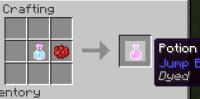 Мод на краситель для зелий Colorful Potions [1.12.2]