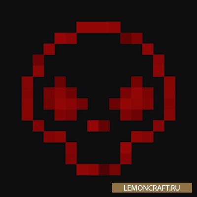 Мод на метку для атакующих мобов Enemyz [1.14.4] [1.12.2]
