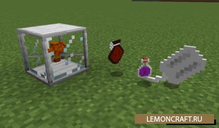 Мод  на новые зелья PotionCraft [1.14.4] [1.12.2]