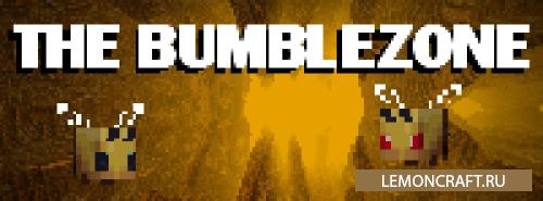 Мод на пчелиное измерение The Bumblezone [1.16.5] [1.15.2]