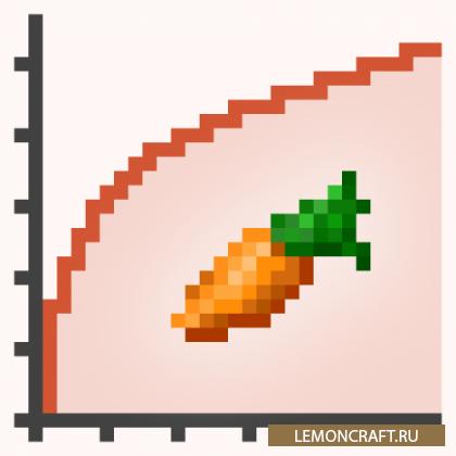 Мод на увеличение здоровья Spice of Life: Carrot Edition [1.16.5] [1.15.2] [1.14.4] [1.12.2]