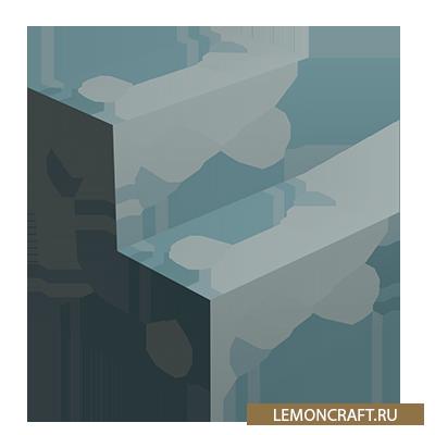Мод на стеклянные полублоки MoGlass [1.15.2] [1.14.4]