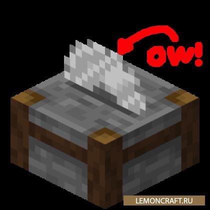 Мод на убойный камнерез Harmful Stonecutters [1.16.1]