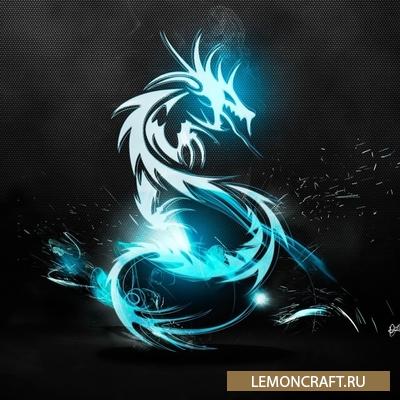 Мод на новые зачарования Dragon Enchants [1.16.4] [1.12.2]
