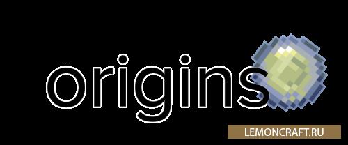 Мод на происхождение Origins [1.16.5] [1.16]