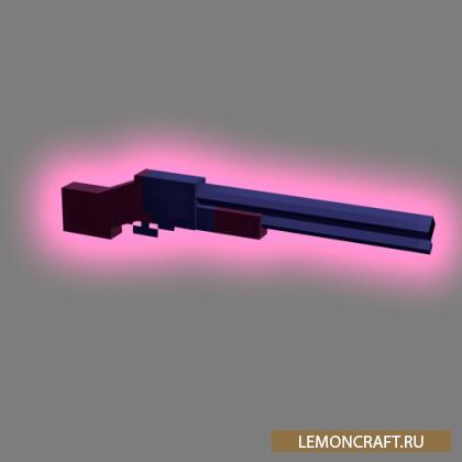 Мод на старинное оружие Aged Guns [1.16.5]